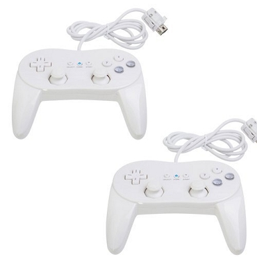 Beastron Zettaguard Classic Pro Controller White 2 Pack