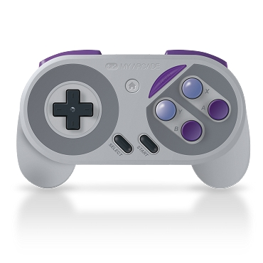 My Arcade Super Wireless Gamepad Controller (For SNES/NES)