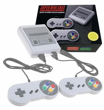 Super Mini Video Game Console With 600 Classic Games