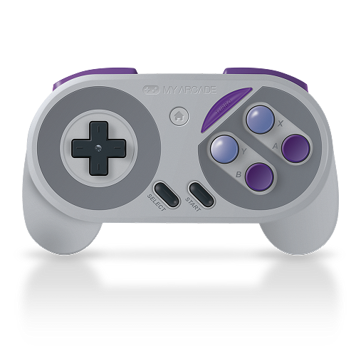 My Arcade Super Wireless Gamepad