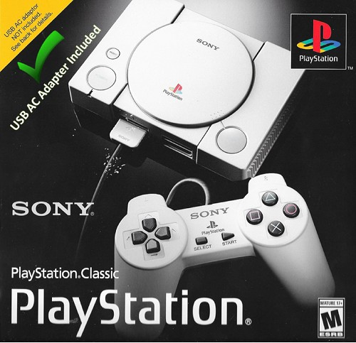 Sony PlayStation Classic Retro Game Console